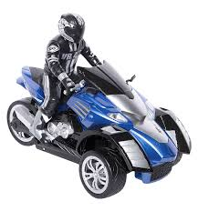 <b>Радиоуправляемый</b> мотоцикл <b>Yuan Di Трицикл</b> масштаб 1:10 ...