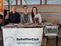 Image result for Debattierclubs in Deutschland