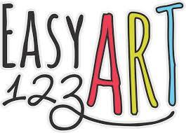 easy 123 art