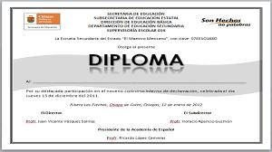Formato De Diplomas Under Fontanacountryinn Com