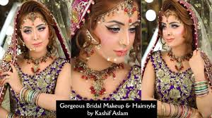 kashees gorgeous bridal makeup and hairstyle by kashif aslam beauty beauty