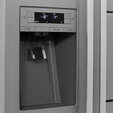 Tủ Lạnh Side By Side Bosch Kag90Ai20G Giá Rẻ Nhất Tháng 05/2021