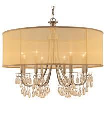 crystorama 5628 ab hampton 8 light 32 inch antique brass chandelier ceiling light in antique brass ab
