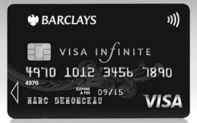 The 5 Most Exclusive Credit Cards In The Uk