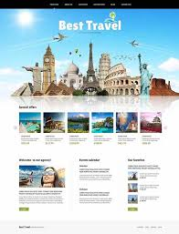 Travel Templates 30 Best Travel Joomla Templates 2018 Freshdesignweb