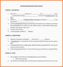 biography essay format essay checklist biography essay format autobiographical essay outline format jpg