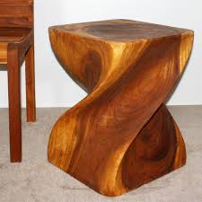 wood end tables. Click The Images Above To Enlarge. Please Rate Our Big Twist End Tables Wood