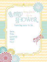 Free Baby Shower Invitations Free Baby Shower Invitations Baby Shower Pictures Free