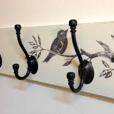 Bird Coat Rack Best Vintage Wall Coat Rack Products on Wanelo 19