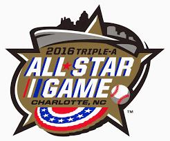 2016 aaa all star logo triple a