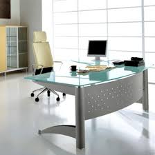 glass home office desks. Modern Home Office Glass Desk Design Ideas For Desks