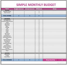 sample spreadsheet excel sample spreadsheet for monthly expenses free excel sheet