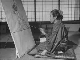 「美人画の巨匠、上村松園」の画像検索結果