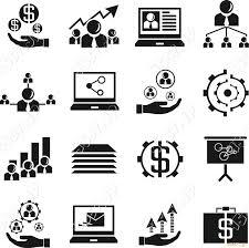 扁平簡潔オフィス金融ビジネスpptpng素材psdaieps