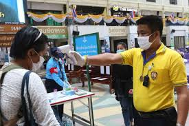 Thailand reports 122 new coronavirus cases Monday, total at 721