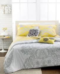 awesome 36 best for the bed images on in yellow and grey duvet cover