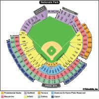 Nationals Baseball Seating Chart Washington Nationals Seating Chart Rows Awesome Nationals