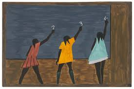 moma to reunite all 60 of the paintings that comprise jacob lawrence s epic series the great migration