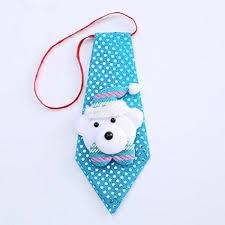 Fashionwu Party Necktie Adjustable Bow Tie Cartoon Non-Woven ...