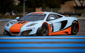 mclaren mp4 12c gt3 special edition. karla sanchez mclaren mp4 12c gt3 special edition