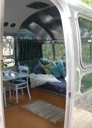 Airstream Interior Design Unique Inspiration
