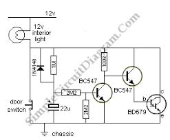 car door light circuit diagram wiring diagrams car door switch wiring diagram diagrams