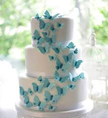 3 Tier Cake With Butterfly Theme Sri Lanka Online Shopping Site