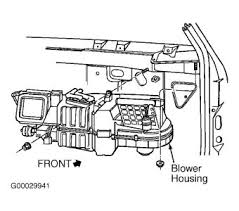 dodge durango replacing heater core heater problem  heater systems rwd trucks vans 2001 dodge durango instrument panel removal installation dakota durango 1 disconnect negative battery cable