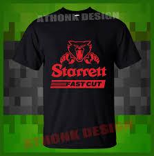 Fastcut Tool Chart Starrett Fast Cut Tools T Shirt Men Women Unisex Fashion Tshirt Link Shirts T Shirt T From Besttshirts201801 13 91 Dhgate Com