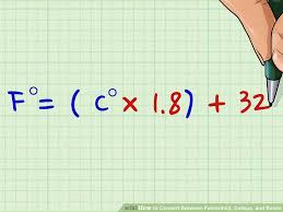 image titled convert between fahrenheit celsius and kelvin step 5