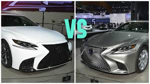 2018 lexus ls f. perfect lexus 2018 lexus ls fsport joins 500h in new york inside lexus ls f u