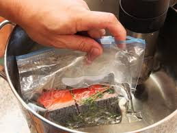 Salmon Sous Vide Chart How To Cook Sous Vide Salmon The Food Lab Serious Eats