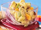 apple mango chicken salad
