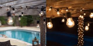 patio lights. Outdoor And Patio Lights