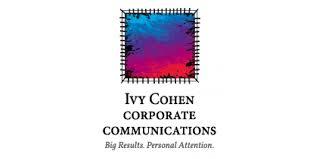 Ivy Cohen Corporate Communications | CommunicationsMatch