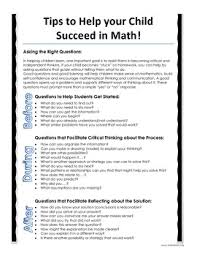 this parent letter gives students families teachers and tutors this parent letter gives students and families a quick and easy reference guide to assist them when solving difficult math problems
