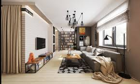 Spectacular 1 Bedroom Apartment Design Ideas With Sliding Door 20 For Your  Furniture Home Design Ideas