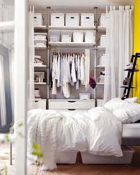 Ikea Closet Organizer For Small Bedroom