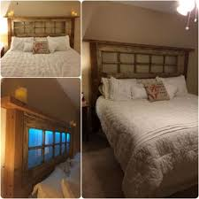 bed headboards made from old doors animewatching