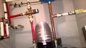 Natural Gas Power Vent Water Heater Apollo Water Heater Installed Correctly Youtube