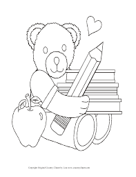 Small Picture New First Day Of School Coloring Sheet 84 2056