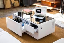 smart coffee tablesourced