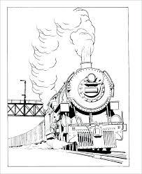 Polar Express Coloring Sheets Free Polar Express Coloring Color