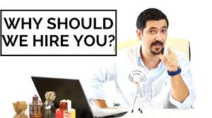 why should we hire you learn how to answer this job interview why should we hire you learn how to answer this job interview question this 1 tip ✓