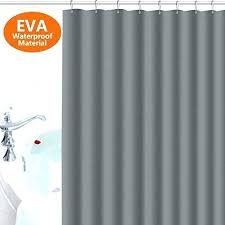 non toxic shower curtain non toxic shower curtain gray shower curtain liner plastic mildew resistant