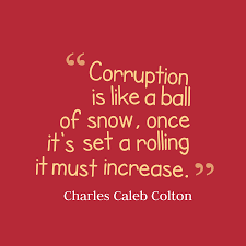picture charles caleb colton quote about corruption com hi res