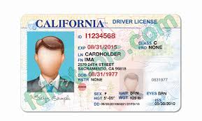 Template Drivers Fake License Usa – Modern Id Software Unique Design Psd California Driver