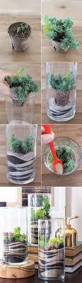 Egyptian Party : Centerpiece idea : Use sand and plants as decor :  makerskit DIY Sand Art Terrarium Kit