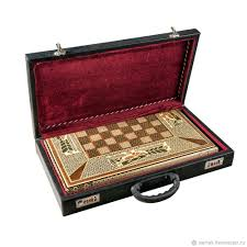 handmade livemaster handmade backgammon chess and checkers handmade hatamkari