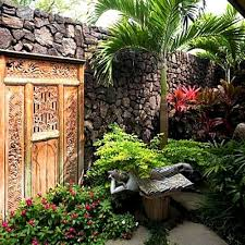 balinese style gardens container